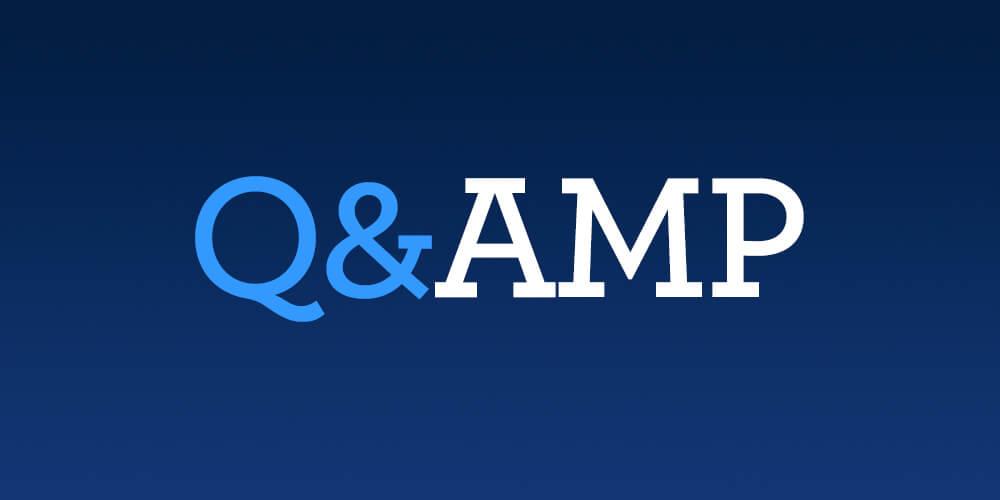 Q&AMP Campaign Website